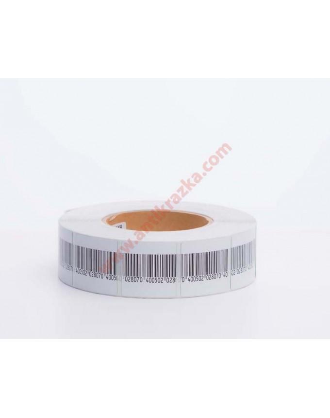 Этикетка для замороженых продуктов штрих-код 4х4