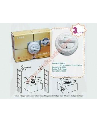 Защитный датчик Spider для защиты товара в коробках