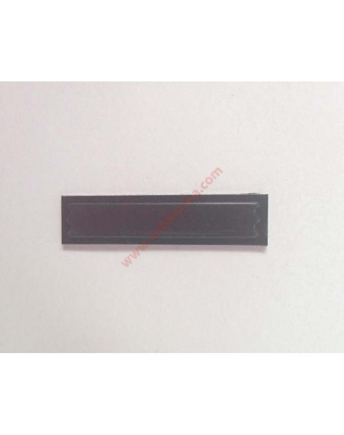 Этикетка акустомагнитная черная